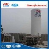 ASME Cryogene Tank 10m3, de Tank van de Opslag van de Vloeibare Zuurstof van 16 Staaf