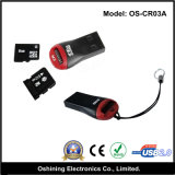Lettore di schede di TF (micro SD+ m2, micro deviazione standard) (OS-CR03A)