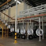 Strumentazione elettroforetica del E-Rivestimento utilizzata per il prezzo più poco costoso delle forniture di ufficio del metallo