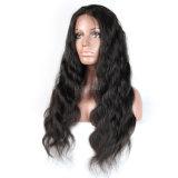 Parrucca brasiliana dei capelli umani dell'onda superiore del corpo per le donne di colore
