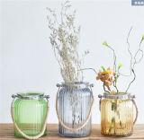 Il campione libero fornisce il vaso di vetro per la decorazione di cerimonia nuziale