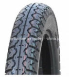 Motorrad zerteilt China-Hersteller-hochwertigen Motorrad-Reifen 3.00-17