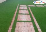 Ландшафт оформление искусственных травяных для сада