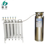 175L Liquid Nitrogen Oxygen Argon CO2 Gas Cylinders