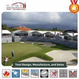 De Stevige ABS VIP van de Boog van de Muur Tent van uitstekende kwaliteit van de Gebeurtenis van de Zitkamer voor 2016 Gebeurtenissen PGA