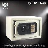 Коробка домашней электронной залеми приложения металла безопасная с замком кнопочной панели