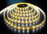 IP65 impermeabilizzano la striscia flessibile bianca di singolo colore LED di 14.4W/M