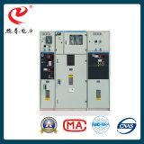 Apparecchiatura elettrica di comando dell'unità principale dell'anello di Gis dell'apparecchiatura elettrica di comando dell'isolamento del gas