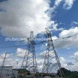 132kv torrette d'acciaio, torretta della trasmissione per il progetto d'oltremare Powertransmission