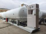 ASME Standard 10cbm 5mt LPG Filling Station for LPG Gas