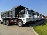 60 Tonnen-Bergbau-Kipper HOWO vom Sinotruk Händler Zz5707s3840aj