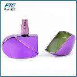 pompa vuota dello spruzzo della bottiglia riutilizzabile della bottiglia di profumo di figura del cuore 25ml