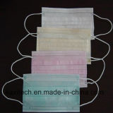 maschera di protezione a gettare non tessuta di 3ply pp
