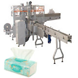 Maquinaria de embalaje de papel tisú Servilleta automática Máquina de embalaje