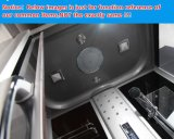 Sector Interior Vapor de vidrio completa de masaje/cabina de ducha (BLS-9840)