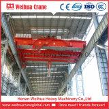Плавильня печи Weihua бросая надземный кран 5-320t уполовника для завода по изготовлению стали