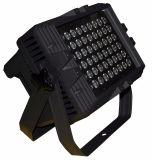 54*3W/RGBW RGB и RGBA/МКВ/Wa LED Освещение на стену водонепроницаемый