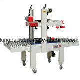 Máquina semiautomática del lacre del rectángulo del cartón de la alta calidad
