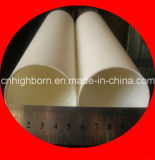 Grande tubo di ceramica dell'allumina Al2O3 di formato