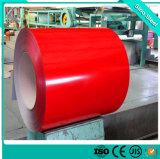 Acier galvanisé prélaqué trempés à chaud de la bobine avec de faibles prix (PPGI)