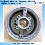 Le moulage au sable ANSI Pompe centrifuge chimique Goulds Stuff couvercle de boîtier en acier inoxydable