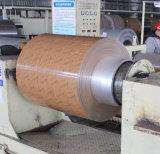 Houten kijk de Rollen van het Aluminium voor Grating van de Staaf van het Aluminium van de Douane
