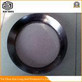 Anel de Vedação de grafite flexível; garantia de qualidade de grafite flexível do anel de embalagem; Anel de grafite flexível de alimentação para recipientes de reacção
