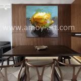 印象的なレモンは油絵壁の装飾のための実を結ぶ