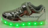 Dernier mur de LED lumière Chaussures Enfants sport chaussures running Kids Sneaker (113)