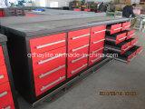 Стальные Workbenches шкафа ящика инструмента хранения