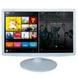 Brede het Bekijken LCD HD van de Desktop van de Hoek Computer 18.5 van de Monitor met Concurrerende Prijs