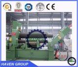 W11S-12X4000 rodillo superior hidráulica máquina laminadora de flexión de la placa universal