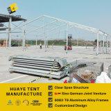 Стандартный шатер пакгауза с крышками PVC для сбывания (hy282b)