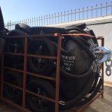 Marine Borracha pneumática para-lama do navio para a operação da porta