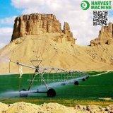 Сельское хозяйство 300m 400м оцинкованной стали большой воде ирригационных систем мотовила