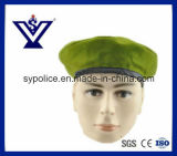 Bequeme Wolle-Schutzkappen-Militärbarett-Hut (SYSG-245)