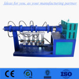 Kalte führende Silikon-Gefäß-Extruder-Silikon-Gummi-Rohr-Verdrängung-Maschine