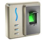 Red de metal de la tarjeta inteligente Control de acceso de huella dactilar
