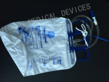 2000ml Urinary Catheter Bag voor Single Use