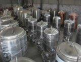 Производственная линия пива от заваривать пива к заполнять систему 500L 1000L вполне