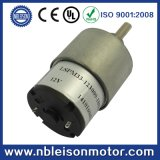 37mm Brushed 24V cd. Motor with Gearbox