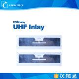 RFID Impinj H47 machten Einlegearbeit mit Impinj Monza 4 Chip naß