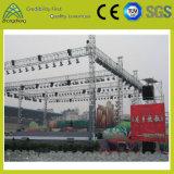 fardo da mostra do desempenho da música e da dança do estágio de iluminação do alumínio de 60ftx40ftx30FT sem telhado
