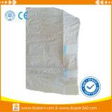 Matériau de haute qualité à bas prix du coton organique jetable de couches pour adultes