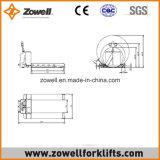 Nueva venta caliente de papel eléctrica del carro de paleta del rodillo de Zowell