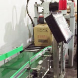 Checkweigher pour 50kg lourds colis
