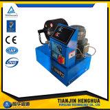 Presse à mouler hydraulique de tuyau de boyau de machine à haute pression de presse/machine sertissante boyau manuel