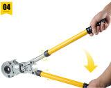 По часовой стрелке трубопровода-1632 обжимной инструмент для обжатия умирает от U, V, M, Ву или обжатие умирает 10-300мм2,