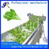 농산물을%s 청소 기계