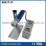 パネル・ボードレーザーのマーキング機械またはチップレーザーのマーキング機械